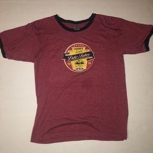 Vintage Lake Tahoe T-Shirt - Single Stitch - USA